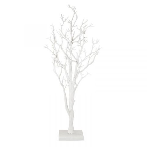 Wish Tree Vintage Manzanita White 110 cm High